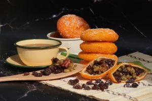 California Raisin Apple Fritter Pie by Mawardi Yunus