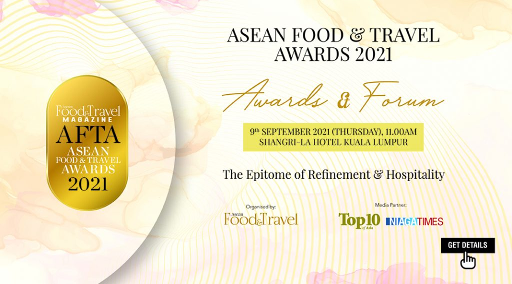 Asean Food And Travel Awards And Forum 2021